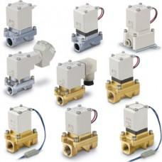 2/2 клапан для воды, воздуха, масла, газа, вакуума, для работы при нулевом перепаде давления VXZ