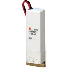 2/2 и 3/2 клапаны с прямым управлением для химически активных сред LVM