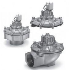 2/2 клапан для очистки рукавных фильтров VXF